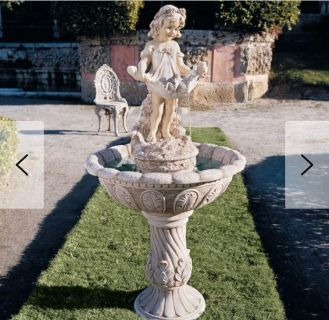 Looking for outdoor fountain