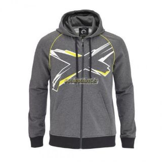 Sell Ski-Doo X-Team Hoodie - Heather Grey/Green motorcycle in Sauk Centre, Minnesota, United States, for US $63.74
