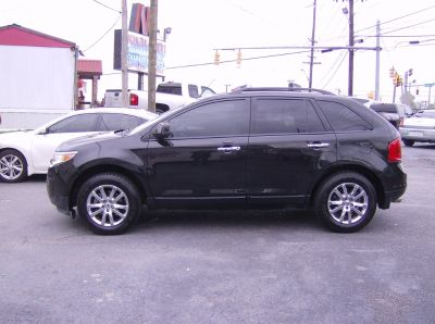 2011 Ford Edge SEL (Black)