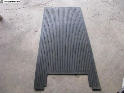 Original VW Split Standard Right Rear Floor Mat