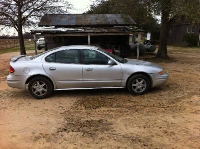 2002 Oldsmobile alero v6 automatic car will run but it is missing first $800 or