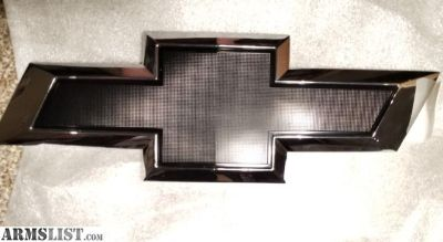 For Sale/Trade: Chevy Silverado OEM Black Bow Ties