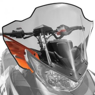 Buy Arctic Cat Mid Windshield Clear Tinted w/Orange 2014-2017 ZR XF M 7000, 7639-374 motorcycle in Sauk Centre, Minnesota, United States, for US $107.99