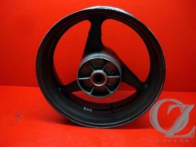 Find REAR RIM WHEEL STRAIGHT CBR929 CBR 929 HONDA 00 01 J motorcycle in Ormond Beach, Florida, US, for US $69.95