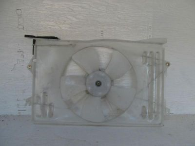 Buy RADIATOR COOLING FAN MOTOR ASSEMBLY FOR COROLLA, MATRIX V 1.8L 03-08 motorcycle in Houston, Texas, US, for US $50.00