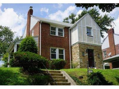 3 Bed 2 Bath Foreclosure Property in Baltimore, MD 21215 - Dennlyn Rd