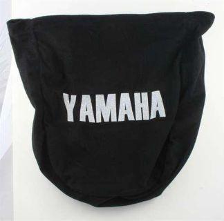 Find BLACK YAMAHA HELMET BAG motorcycle in Ashton, Illinois, US, for US $9.99