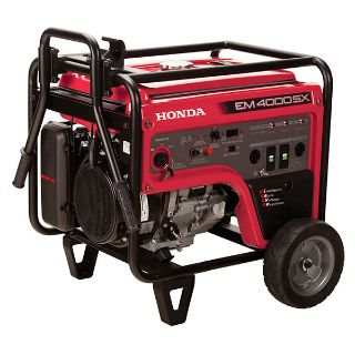 2018 Honda Power Equipment EM4000S Generators Sarasota, FL