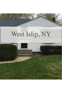 House for rent in West Islip.