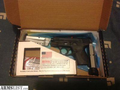 For Sale: M&P Shield 9mm