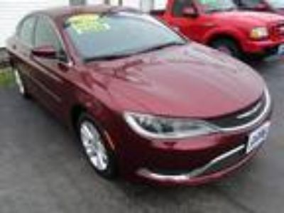 Used 2015 Chrysler 200 Limited in Piqua, OH