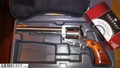 For Sale/Trade: Ruger super Blackhawk 7.5