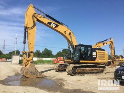 2012 Cat 336EL Track Excavator