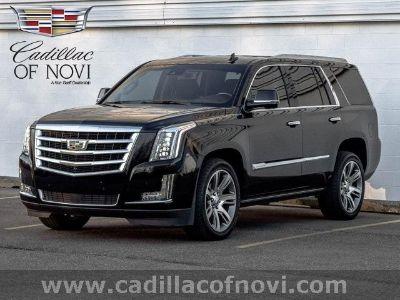 2019 Cadillac Escalade Luxury (dark shadow metallic)
