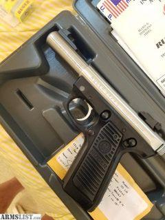 For Sale: Ruger 22/45 Mk 2