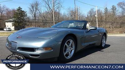2004 Chevrolet Corvette Base (Medium Spiral Gray Metallic)