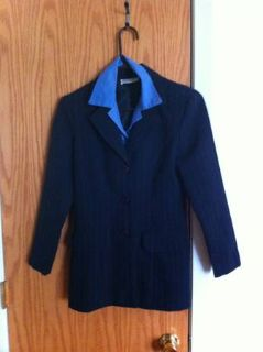 Ladies Skirt Suit Size 2