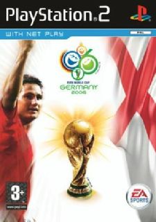 FIFA World Cup 2006: Germany for playstation 2 ps2 brand new sealed