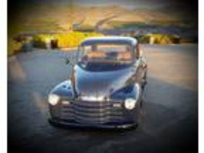 1954 Chevrolet 5-Window Short Bed Overdrive
