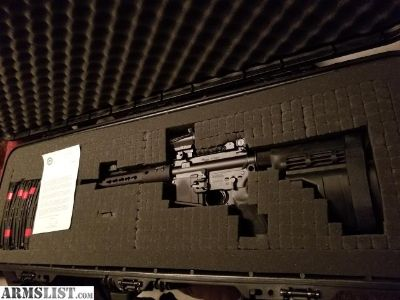 For Sale: Sig sauer m400 300 black out
