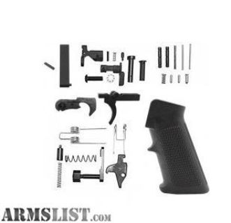 For Sale: AR-15 Standard Lower Receiver Parts Kit
