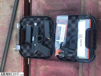 For Sale/Trade: Glock 19 gen 5 w/nightsights
