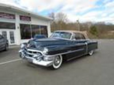 Used 1953 Cadillac Series 62 Convertible in Portland, CT