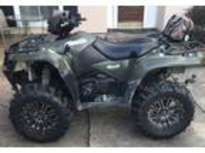 2013 Suzuki LT-A750XL3-KingQuad Powersport in Baton Rouge, LA