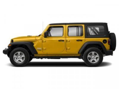 2019 Jeep Wrangler Unlimited Rubicon (Hellayella Clearcoat)