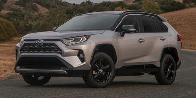 2019 Toyota RAV4 Hybrid XSE AWD (Ukn)