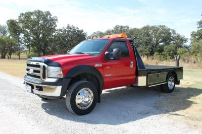 2006 Ford F-450 Super Duty XLT Cab