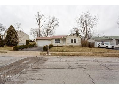 3 Bed 1 Bath Foreclosure Property in Columbus, OH 43228 - Sanderson Dr