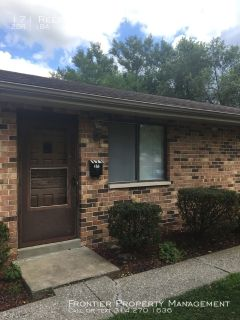 Spacious 2 Bedroom Ranch Style Town House in North Co.