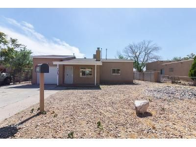 3 Bed 1 Bath Foreclosure Property in Albuquerque, NM 87112 - Luthy Cir NE