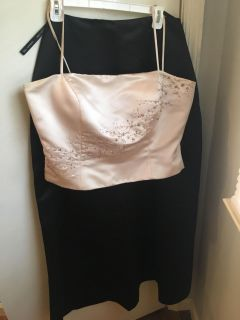 2-piece formal gown -Size 18