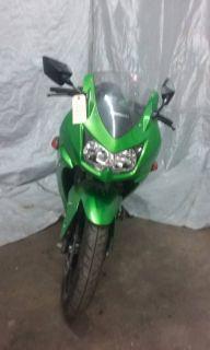 2012 Kawasaki Ninja 250R Sport Motorcycles Forest View, IL