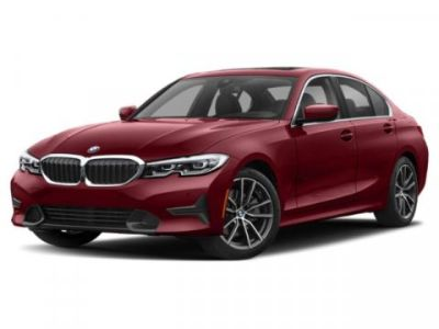 2019 BMW 3-Series 330i xDrive (Jet Black)