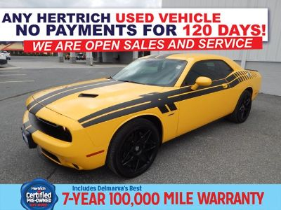 2017 Dodge Challenger R/T Coupe (Yellow Jacket Clearcoat)