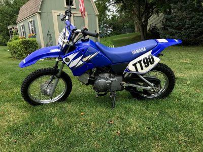 2006 Yamaha TT-R90