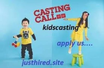 kid Voice Over Artist Required/par day $190