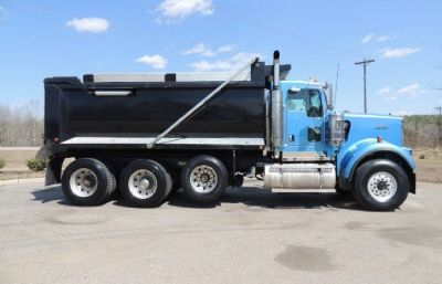 Dump truck financing for all credits (Nationwide)