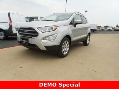2018 Ford EcoSport SE (Silver)
