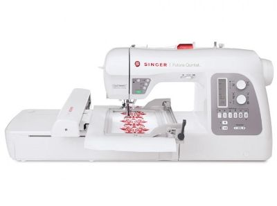 Singer Futura 5 in 1 Sewing & Embroidery Machine