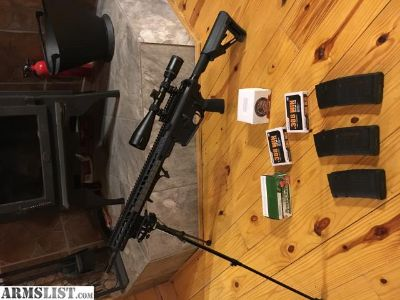 For Sale/Trade: Armalite Tactical AR10 .308