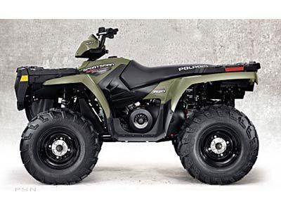 2007 Polaris Sportsman 500 EFI Utility ATVs Woodstock, IL