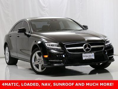 2014 Mercedes-Benz CLS-Class CLS550 4MATIC (black)