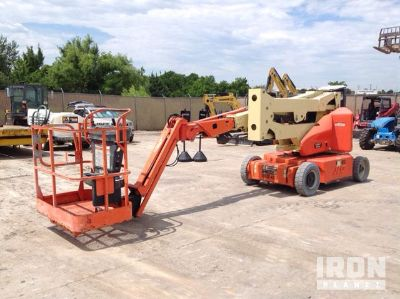 2012 (unverified) JLG E400AJPN Electric Articulating Boom Lift