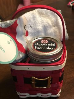 Foot Lotion Gift Set