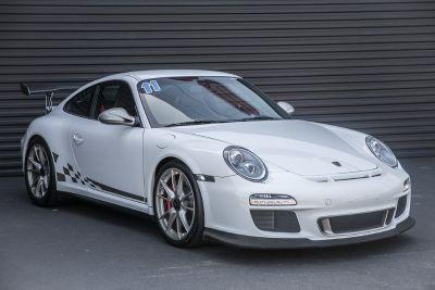 2011 Porsche 911 GT3 (Carrara White)