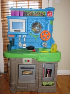 Teenage Mutant Ninja Turtle Play Kitchen